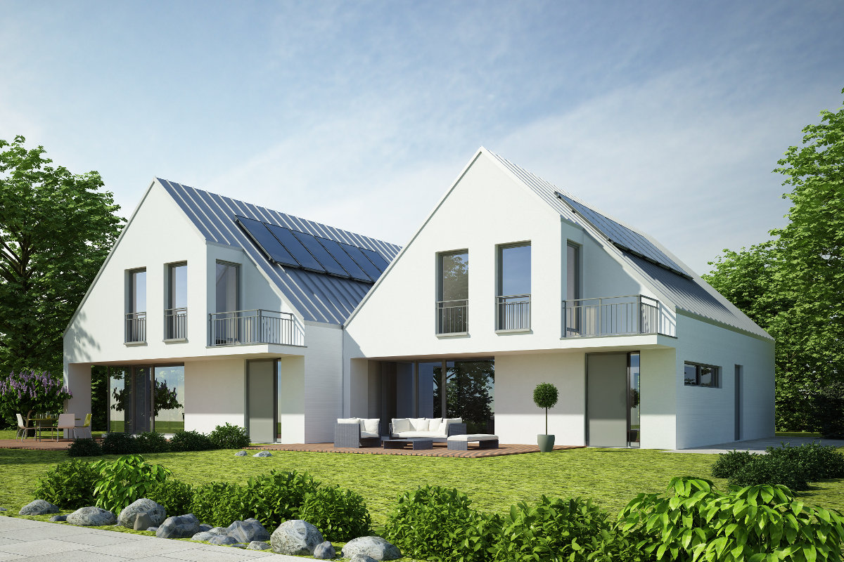 Zweifamilienhaus (ZFH)