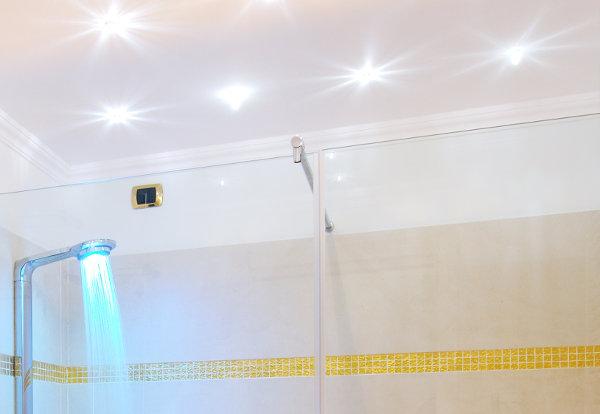 LED-Leuchten einbauen